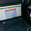 無料の国内線JAL SKY WIFIにThinkPad X1 Yogaをつなぐ