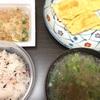 休日の朝食&昼食