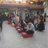 シェイク!シェイク!香港で筒を降って占い!黄大仙へ & 新月ですよ。