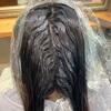 ブリーチ毛もサラサラ【酸性ストレート】ロングヘアでは4時間かかりました