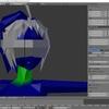 HoloLens特化のホロ恋子モデルを作成する その33(捻り対策を行う)