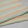 真っ直ぐ縫っただけ はぎれも出ない おくるみ代わりの毛布を作ってみました