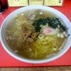 【今週のラーメン1275】 中華料理 天華 (東京・田町) 塩ラーメン