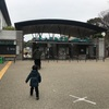 冬の上野動物園