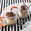 セブンスイーツ新商品「チョコホイップのミルクプリン」食べたおー!^^