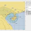 台風11号の卵の熱帯低気圧が石垣島の西北西約60㎞の位置に!気象庁の予想では本日中(23日)には台風11号に変わる予想!北北東進ってなっているけど、本州へ直撃しちゃうの?