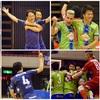 ゼビオFリーグ2016 第33節 アグレミーナ浜松 vs 湘南ベルマーレ
