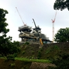 被災後の熊本城の姿が物語る地震の恐ろしさ|復興によって市民に笑顔が戻ることを願います