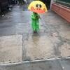 雨降りブルックリン