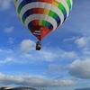 滋賀県烏丸半島「熱気球フライト」