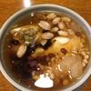 神田|台湾フルーツ豆花(トウファ)は杏仁豆腐にトッピングしたような食べ物。