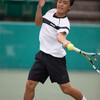 2015 全日本ジュニアテニス 清水悠太選手、