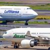 Haneda × Lufthansa × Alitalia