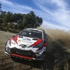 ● 【WRC 第5戦】 トヨタ・ヤリス WRCで今季初勝利!