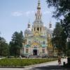 カザフスタンの都会アルマティの観光見所とお土産情報
