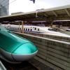 新幹線で小山まで行くつもりが仙台まで行ってきました