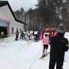 スキー8回目