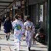 京都)四条烏丸、四条河原町、祇園界隈でスナップ写真。カメラは、LUMIX GM1+42.5mm/F1.7。