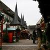 クリスマスマーケットの情景 2 アインベック