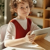DMM英会話DailyNews予習復習メモ:E-books Distract Children From the Real Story