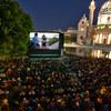 スイスのオープンエアー映画館に行ってみる