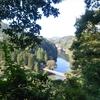 相模湖駅から城山を越え高尾山へ