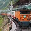 黒部峡谷鉄道の乗車記‐トロッコ電車の見どころは
