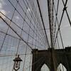 ニューヨーク旅行 4日目 ブルックリンブリッジ、ダンボ地区