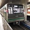 やっと大阪メトロ中央線の四つ橋線からの移籍車両に乗れました!