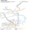 東武鉄道 路線図