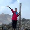 2度目の登山で良いエクササイズに!