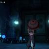 闇の領界で謎の扉発見