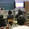 高校生へ障害のある方との関り方について授業