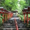 夏の京都、叡山電車で貴船神社へ。涼を求めて川床・水占みくじ