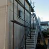 外壁塗装1-2(某プレハブメーカー賃貸コーポの外部修理)