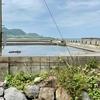 石垣エビ養殖の池(沖縄県石垣島)