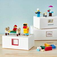 【開封レビュー】IKEAレゴ BYGGLEK 40357