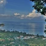 タオ島~擦り傷、打ち身をかかえてマンゴーベイビューポイント(Mango Bay View Point)までゆっくりとトレッキング!!