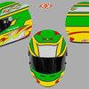 オリジナルヘルメットペイント Vol.15