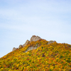 【一日一枚写真】秋化粧の八剣山【一眼レフ】