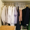 少ない服で衣替えのない暮らし