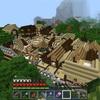【マイクラ】森の洋館を壊して街を作る方法!! #37