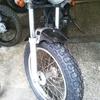 #バイク屋の日常 #ヤマハ #TW225 #タイヤ交換 #ヨコハマタイヤ