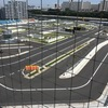 東京都鮫洲の運転免許試験場で自動二輪ATの免許を取りました。