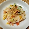 ドラマ【きのう何食べた?8話】鮭と卵ときゅうりのちらし寿司の再現レシピ。すし酢の配合。