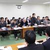 31日、県政つくる会が県と交渉。現場の生の声を届けました。