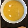 立秋のメニュー かぼちゃのポタージュ、桃のスープ、バナナのシフォンケーキサンド、夏のクロックムッシュなど