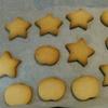 シンプル以外の何物でもない「型抜きクッキー」を焼く