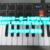 音源内蔵MIDIキーボードMPK mini playでDADDY MULKを打ち込んでみた
