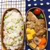 20171205枝豆と梅干しの混ぜご飯弁当&チャレンジ1ねんせい開始から一週間…そこからか!